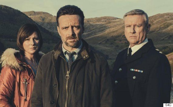 'Y Gwyll/Hinterland': On Location With Richard Harrington, Mali Harries For Series 2 Of Netflix Hit Welsh...