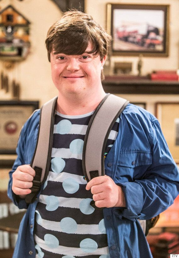 'Coronation Street': Fans Praise Liam Bairstow's Performance, As Actor With Down's Syndrome Makes 'Corrie'