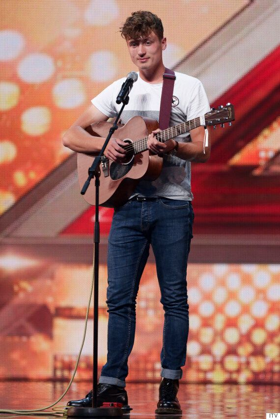 'X Factor' 2015: Joe Waller Quits Show Following Successful Audition: 'I Felt It Was The Best Thing For...