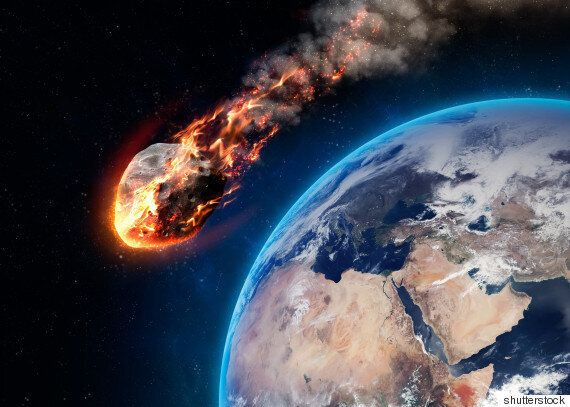 Doomsday Asteroids Could Be Destroyed By Nuclear Bombs According To Russian