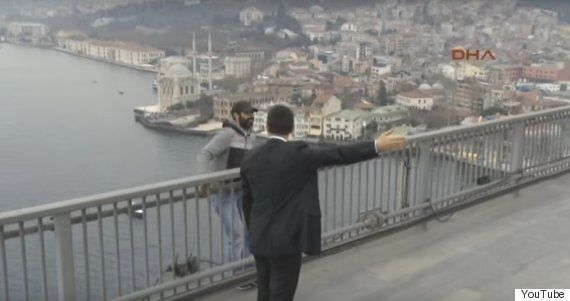 Turkey President Erdogan 'Talks Man Out Of Suicide' On Christmas