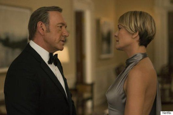 'House Of Cards' Star Neve Campbell Admits She's 'Terrified Of Donald Trump White House