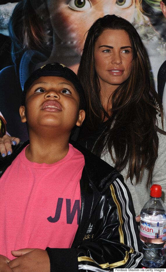 Katie Price Says She 'Probably' Would Aborted Son Harvey If She Knew He Was Disabled: 'I Was Young, I...