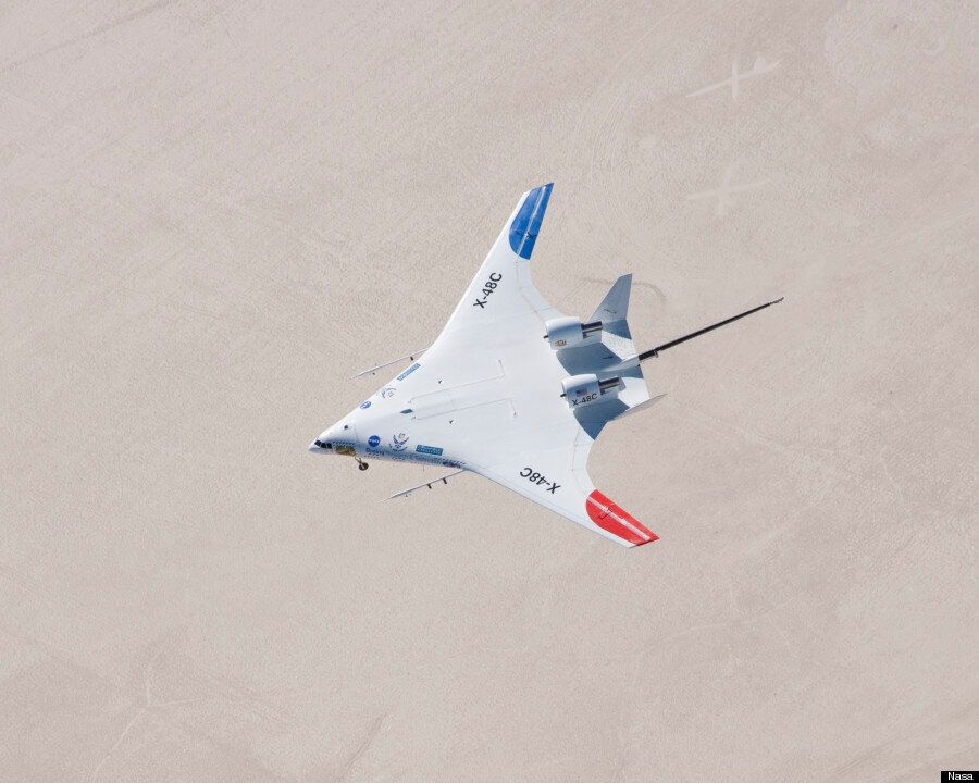 NASA's New Supersonic X-Plane Will Be The Foundation For A New