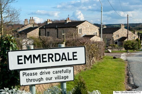 'Emmerdale' Producers 'Worried' UK Floods Could Cause 'Disaster' At Soap's Studios In