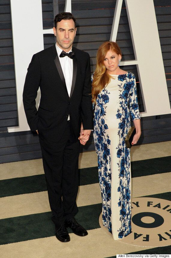 Sacha Baron Cohen And Isla Fisher Donate $1 Million To Syrian