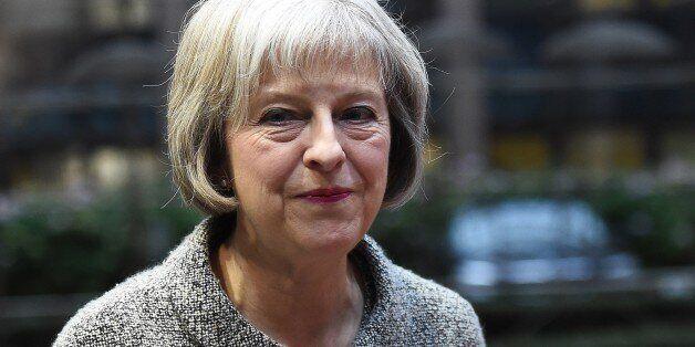 Home Secretary Theresa