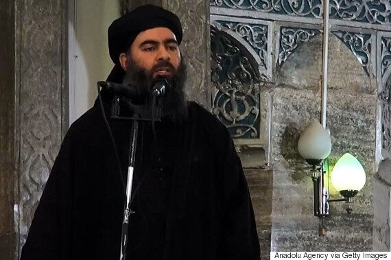 Islamic State's Boxing Day Message From Abu Bakr al-Baghdadi Backfired