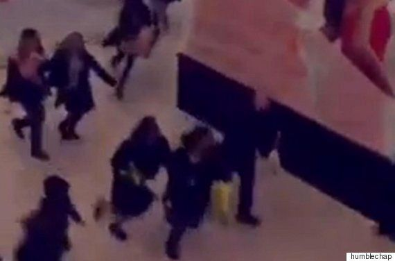 Bromley Shopping Centre: Teen Bailed After Admitting Taking Machete To Mall On Boxing