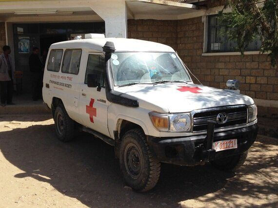 Ambulances in Ethiopia Save Mothers'