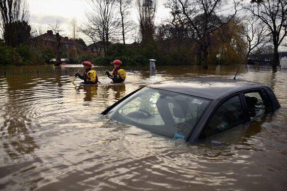 Floods Preparedness: 'Complete Rethink' Pledged As Storm Frank Threatens Further