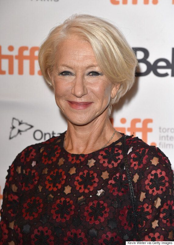 Dame Helen Mirren Calls Out Men Who Put Their Arms Around A Woman: 'It's Like