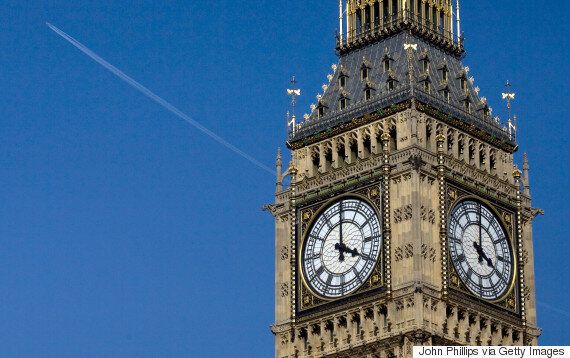 Drones And Planes Have Been In Near-Misses Over The Houses Of Parliament And At Major