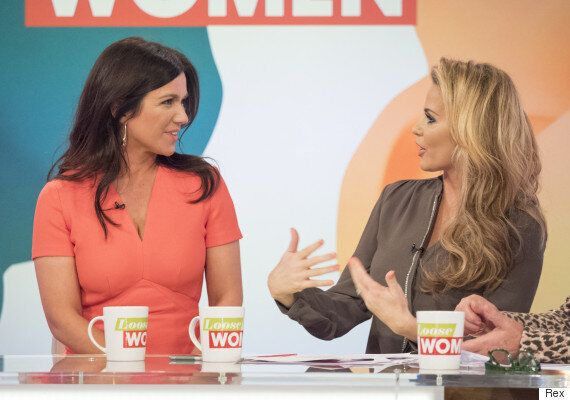 Susanna Reid Denies Having Botox After Being Quizzed By Katie Price On 'Loose
