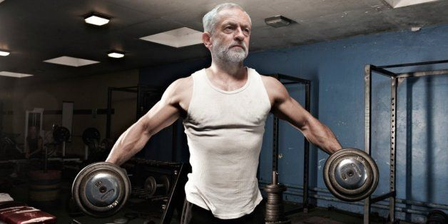 'Sexy Jeremy Corbyn' Twitter Account Photoshops Labour Leader Onto Buff Film Star's