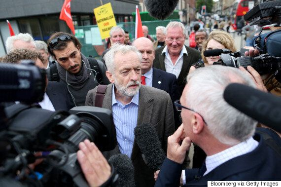 Jeremy Corbyn Looks Set For A Rocky Relationship With Britain's Mainstream Media After Andrew Marr