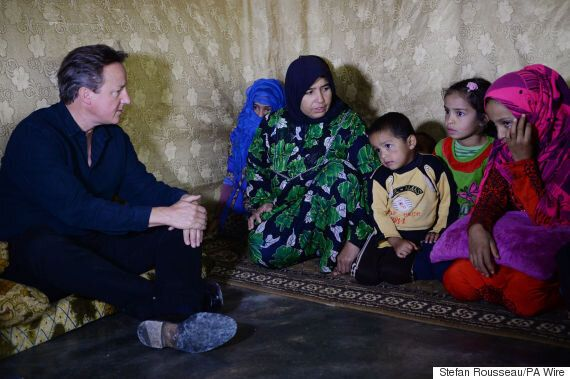 Richard Harrington MP Appointed Minister For Syrian Refugees By David