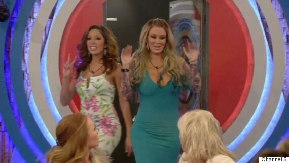 'Celebrity Big Brother': Farrah Abraham And Jenna Jameson Return To House, And Find Out The Truth About...
