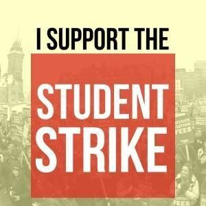 A Student Strike in