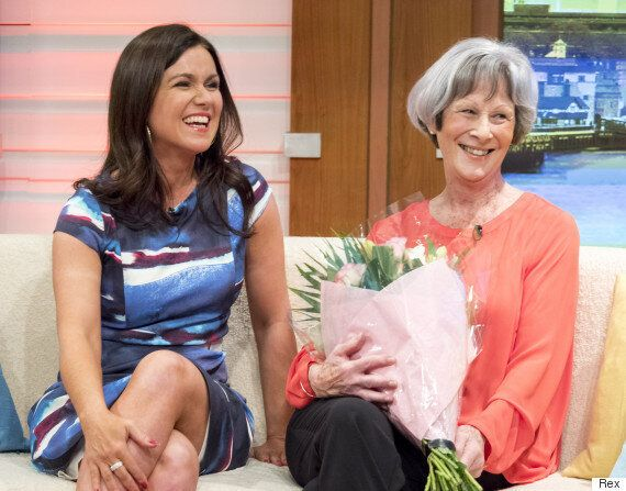 Susanna Reid's Mum Reveals Star's Nightmare Teenage Years, As She's Honoured On 'Good Morning