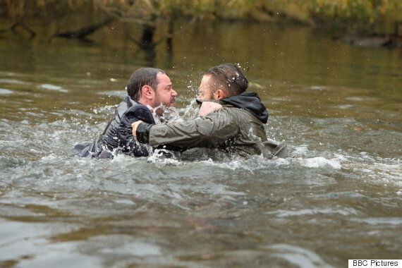 'EastEnders' Spoiler: Fight To The Death? Mick Carter And Dean Wicks Go