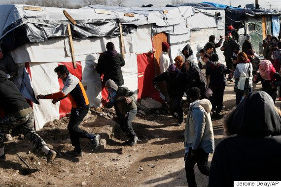 David Cameron Pleaded With To Help Gassed Refugees In Calais And Macedonian... By 10-Year