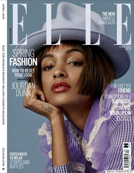Jourdan Dunn Wants To Change The Conversation About Race And
