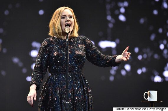 Adele Makes A Sick Child's Dreams Come True As She Pays Visit To Her