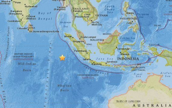 Indonesia Earthquake: Tsunami Warning Issued After Magnitude 7.9 Tremor 'Hits South-East