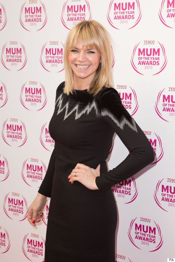 Five Reasons Zoe Ball Is Actually The Perfect Choice To Join Chris Evans On New Series Of 'Top