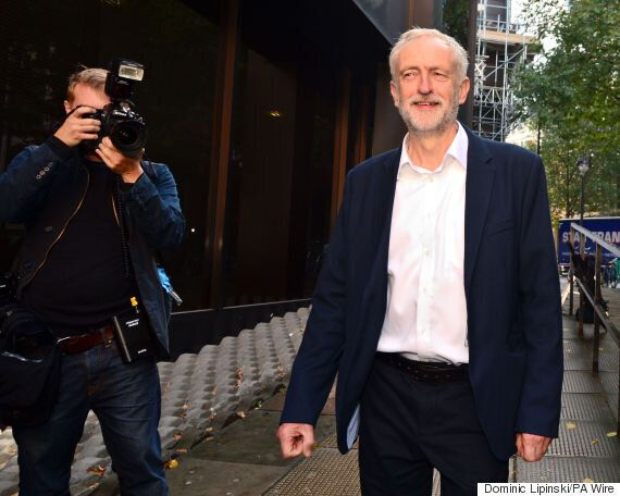 Corbyn Doesn't Rule Out Labour Campaigning To Leave EU Saying He Can't Just Give PM 'A Blank