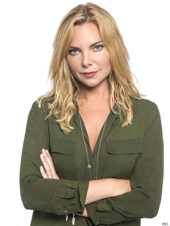 'EastEnders' Star Samantha Womack Calls Police After Stalker Sets Up Camp Outside Her