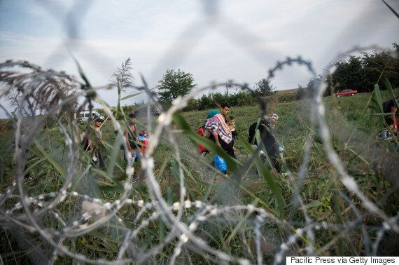 Refugee Crisis: Why Hungary's New Border Only Creates A Business Model For People