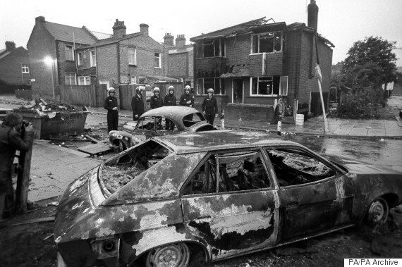 Oliver Letwin Apologises After 'Racist' Remarks Revealed In 1985 Broadwater Farm Riots National Archive