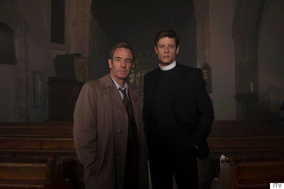 'Grantchester' Series 2 Episode 1 Review: James Norton And Robson Green's Characters Take Darker