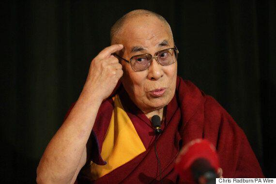 Refugee Crisis: Dalai Lama Addresses UK's Response To Wave Of