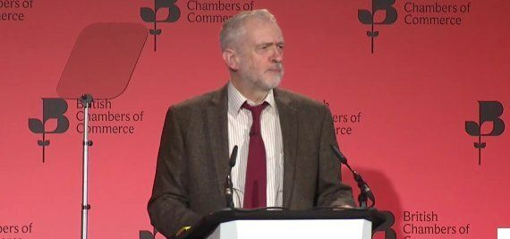 Jeremy Corbyn Criticises 'Extractive' Banks And Calls For 'New Settlement' With