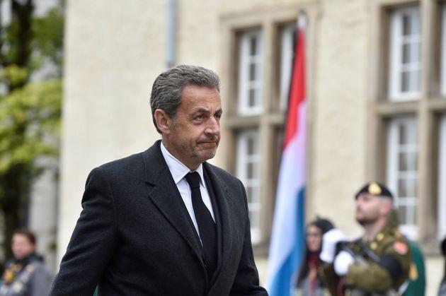 Interrogé sur le financement libyen, Sarkozy a refusé de répondre 5d014026240000300f870fe2