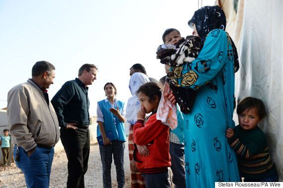 Refugee Crisis: 'One In 50 Could Be ISIS Radicals', David Cameron