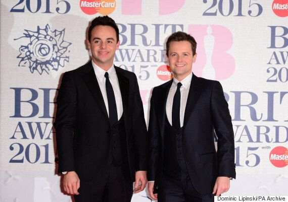 Ant And Dec To Host Brit Awards 2016, Marking Third Time The Duo Have Presented