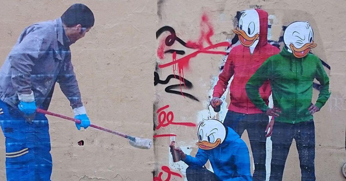 The Benefits of Hiring A Professional Graffiti Eraser