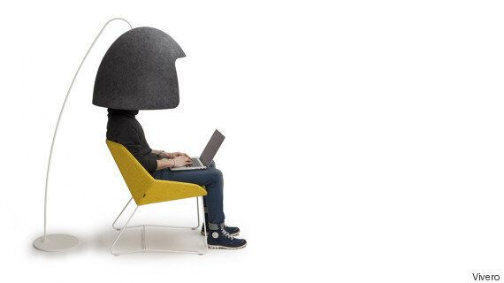 Looking For Some Peace And Quiet? The Tomako 'Head Stand' Does Just
