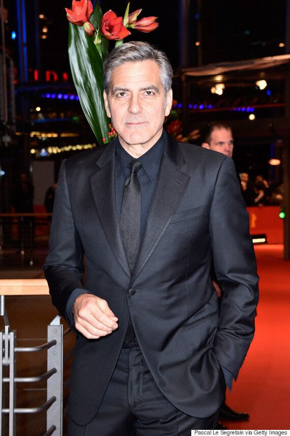 George Clooney Blasts Donald Trump As A 'Xenophobic