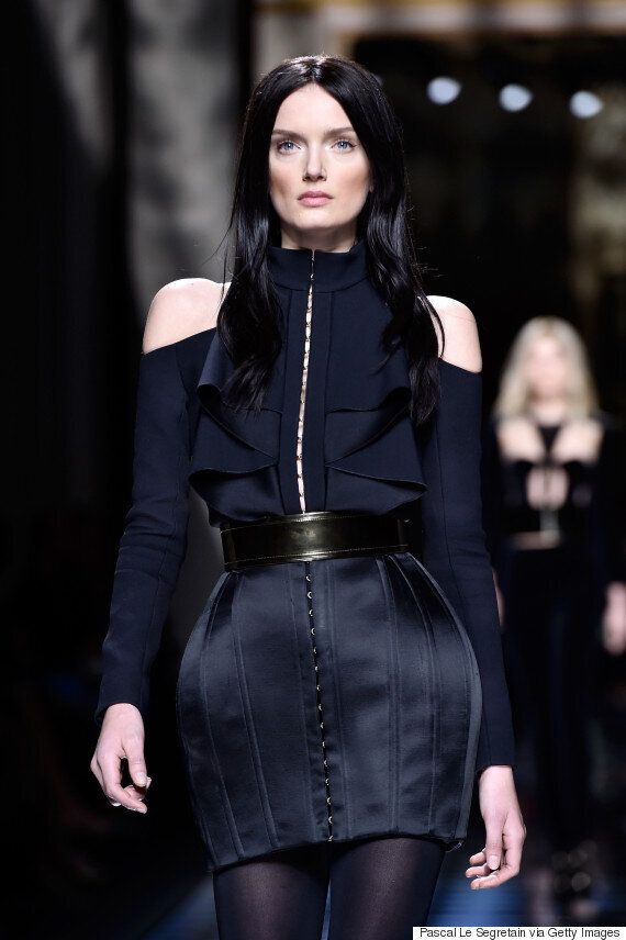 Kendall Jenner And Gigi Hadid Swap Hair Colours At Balmain's Paris Fashion Week