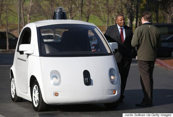 Google's Self-Driving Car Project Now Has A Car Industry Veteran As Its