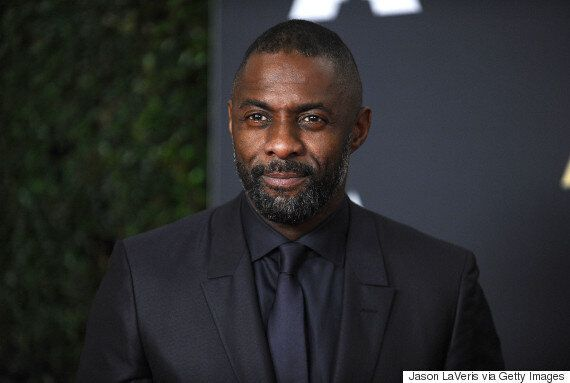 Idris Elba To Receive OBE As He's Recognised In Queen's New Year's Honours