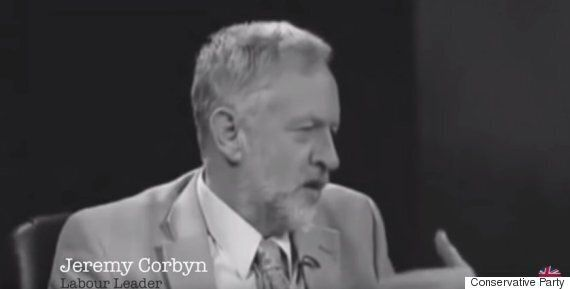 Conservative Party Forced To Take Down Jeremy Corbyn 'Attack Ad' After Copyright