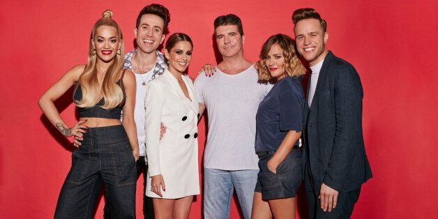 X Factor 2015 judges and