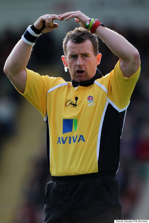 Rugby World Cup 2015: Referee Nigel Owens On Being Gay In The