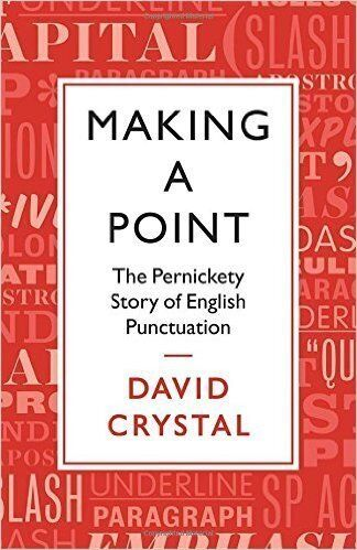 Punctuation - From Heated Debate to New